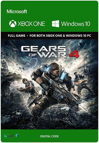 Gears of War 4 pc cover small دانلود بازی Gears of War 4 برای PC