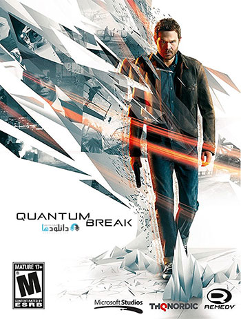 Quantum Break pc cover small دانلود بازی Quantum Break برای PC
