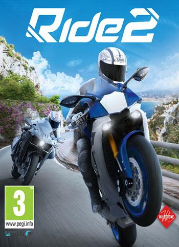 Ride 2 pc cover2 دانلود بازی Ride 2 برای PC