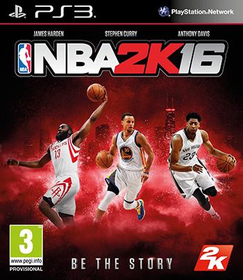 NBA 2K16 ps3 cover small دانلود بازی NBA 2K16 برای PS3