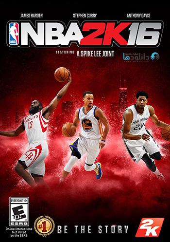 NBA 2K16 pc cover small دانلود بازی NBA 2K16 برای PC