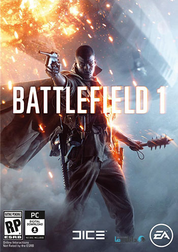 Battlefield 1 pc cover small دانلود نسخه بتا بازی Battlefield 1 Open Beta برای PC
