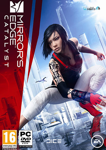 Mirrors Edge Catalyst pc cover small دانلود بازی Mirrors Edge Catalyst برای PC