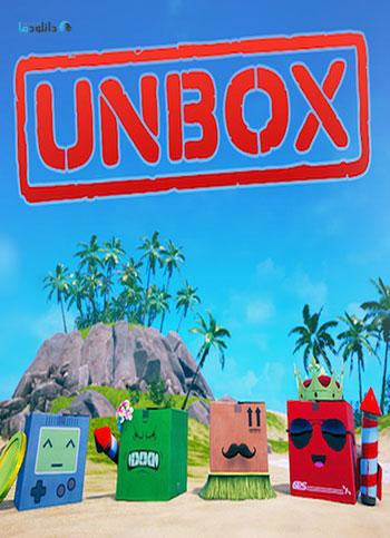 Unbox pc cover دانلود بازی Unbox برای PC