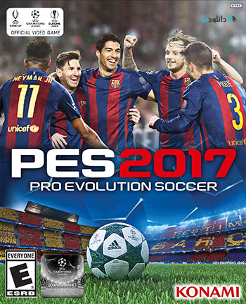 Pro Evolution Soccer 2017 pc cover small دانلود بازی Pro Evolution Soccer 2017 برای PC