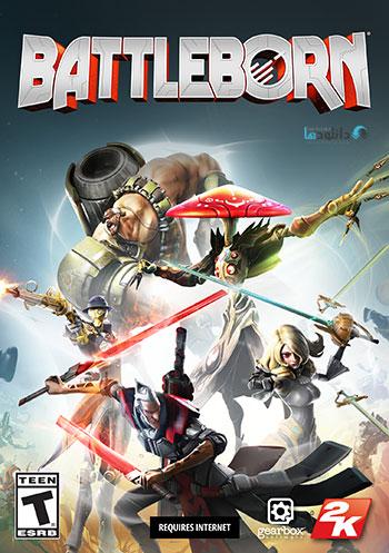 Battleborn pc cover small دانلود بازی Battleborn برای PC