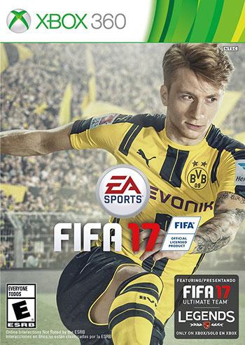 دانلود بازی FIFA 17 برای XBOX360