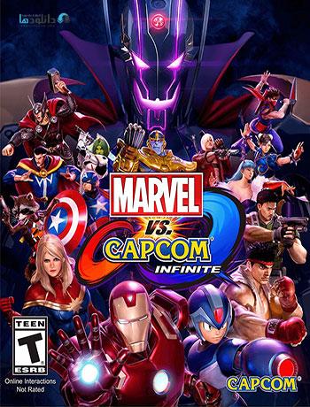 دانلود بازی Marvel vs Capcom Infinite برای PC