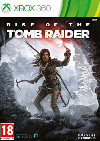 Rise of the Tomb Raider xbox360 cover small دانلود بازی Rise of the Tomb Raider برای XBOX360