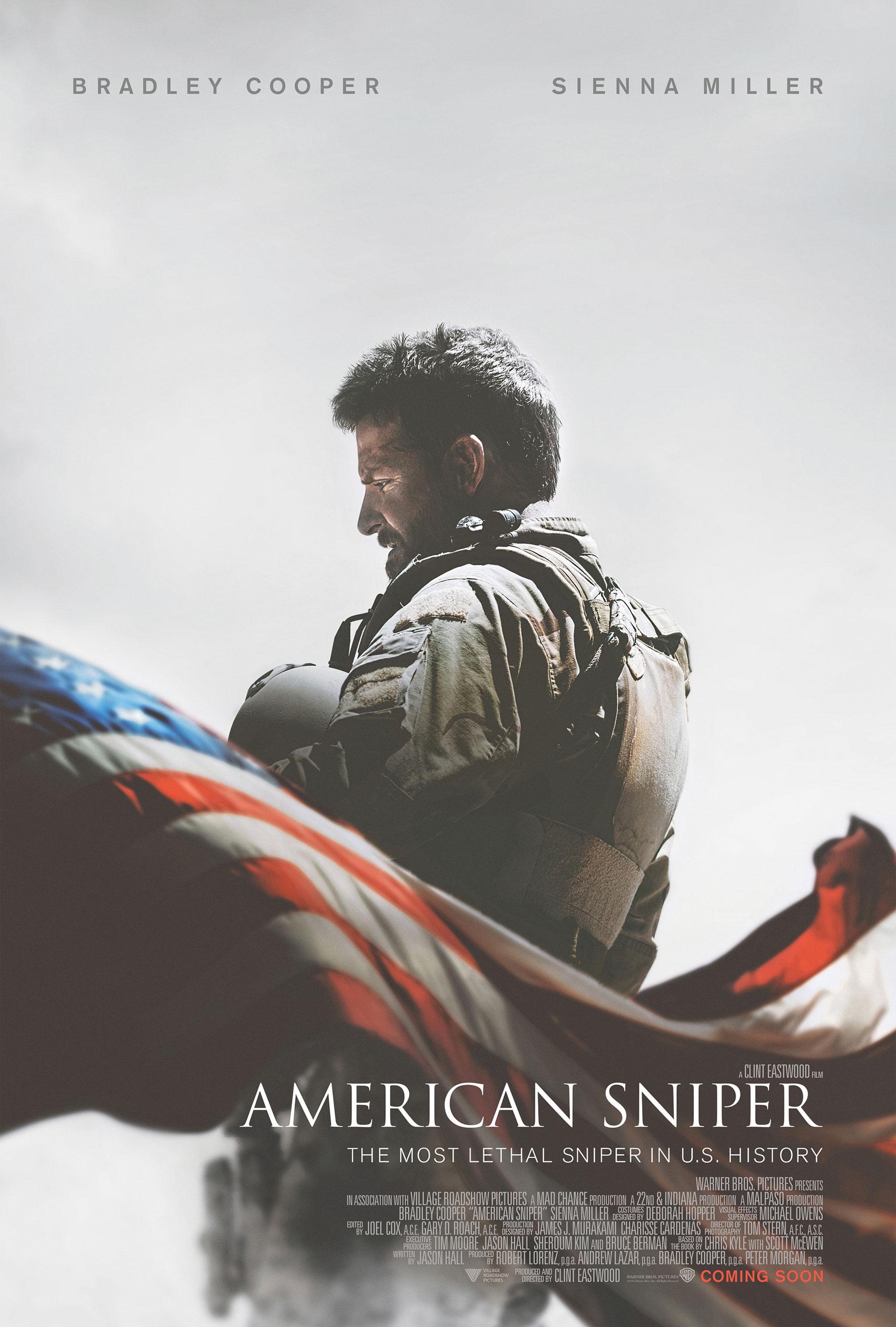 دانلود فیلم تکتیرانداز امریکایی American Sniper 2014