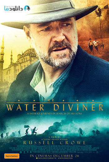 The Water Diviner 2014 cover small دانلود فیلم غیب‌گوی آب The Water Diviner 2014