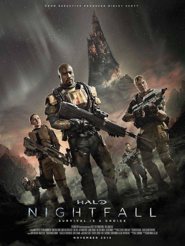 دانلود فیلم Halo Nightfall 2014