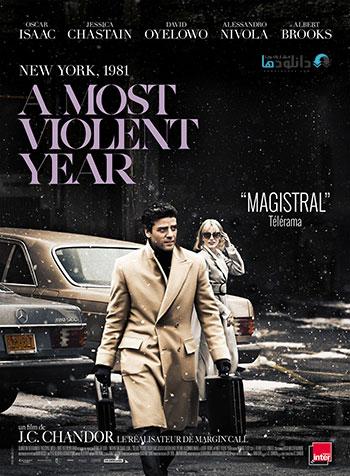 دانلود فیلم یک سال بسیار خشن – A Most Violent Year 2014