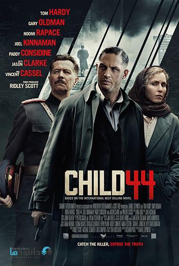 Child 44 2015 cover small دانلود فیلم کودک 44   Child 44 2015