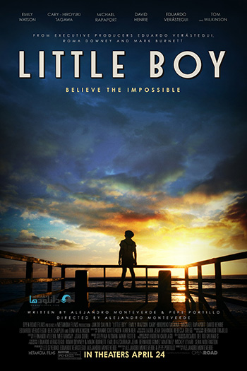 Little Boy 2015 cover small دانلود فیلم پسر کوچک   Little Boy 2015