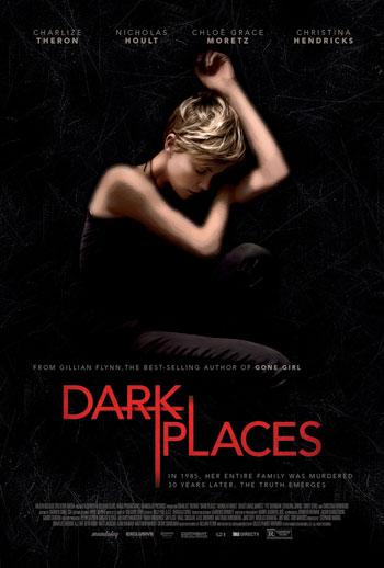 Dark Places 2015 cover small دانلود فیلم مکان های تاریک   Dark Places 2015