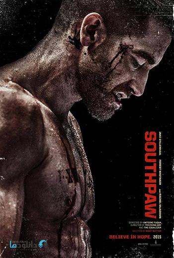 Southpaw 2015 cover small دانلود فیلم چپ دست   Southpaw 2015