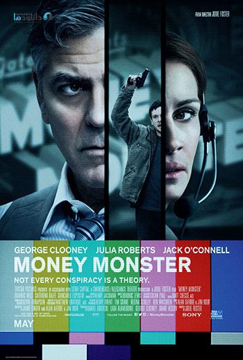 Money Monster 2016 cover small دانلود فیلم هیولای پول Money Monster 2016