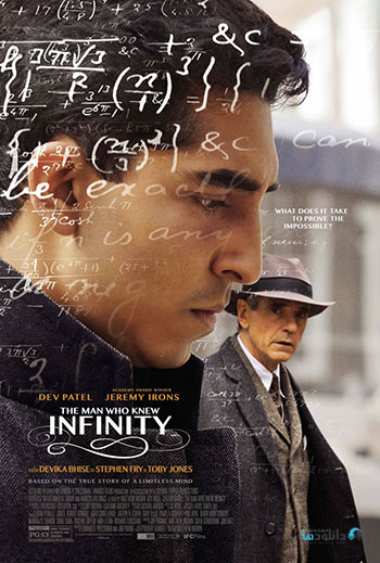 The Man Who Knew Infinity 2016 cover small دانلود فیلم The Man Who Knew Infinity 2015