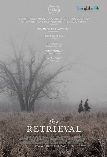 The Retrieval 2013 movie poster small دانلود فیلم The Retrieval 2013