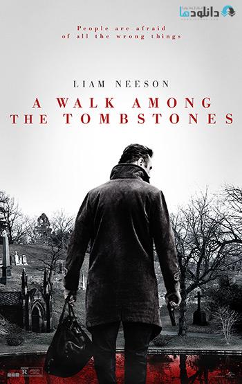 A Walk Among the Tombstones cover small دانلود فیلم پیاده روی در میان سنگ قبرها   A Walk Among the Tombstones 2014