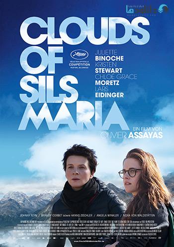 Clouds of Sils Maria cover small دانلود فیلم ابرهای سیلز ماریا   Clouds of Sils Maria 2014