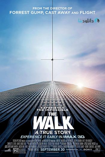 The Walk 2015 cover small دانلود فیلم بندباز   The Walk 2015