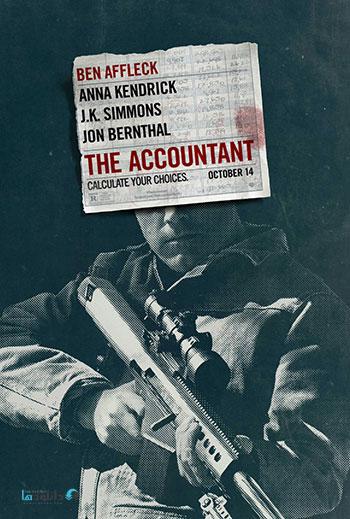 دانلود فیلم حسابدار The Accountant 2016