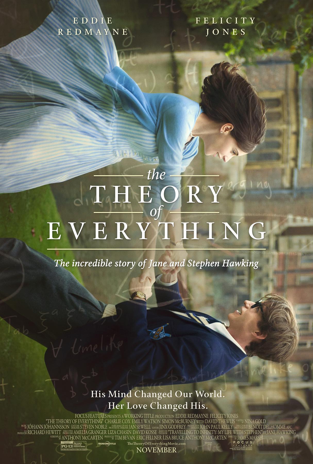 دانلود فیلم تئوری همه چیز – The Theory of Everything 2014