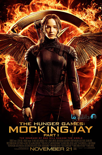 The Hunger Games Mockingjay Part 1 cover small دانلود فیلم The Hunger Games Mockingjay Part 1 2014