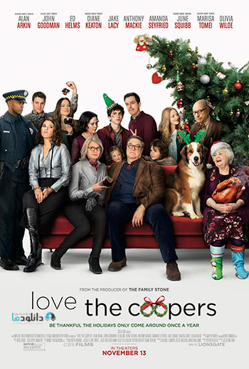 Love the Coopers 2015 cover small دانلود فیلم Love the Coopers 2015