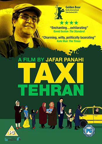 دانلود فیلم تاکسی تهران – Taxi Tehran 2015