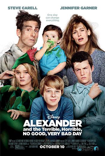 دانلود فیلم سینمایی کودکان Alexander and the Terrible Horrible No Good Very Bad
