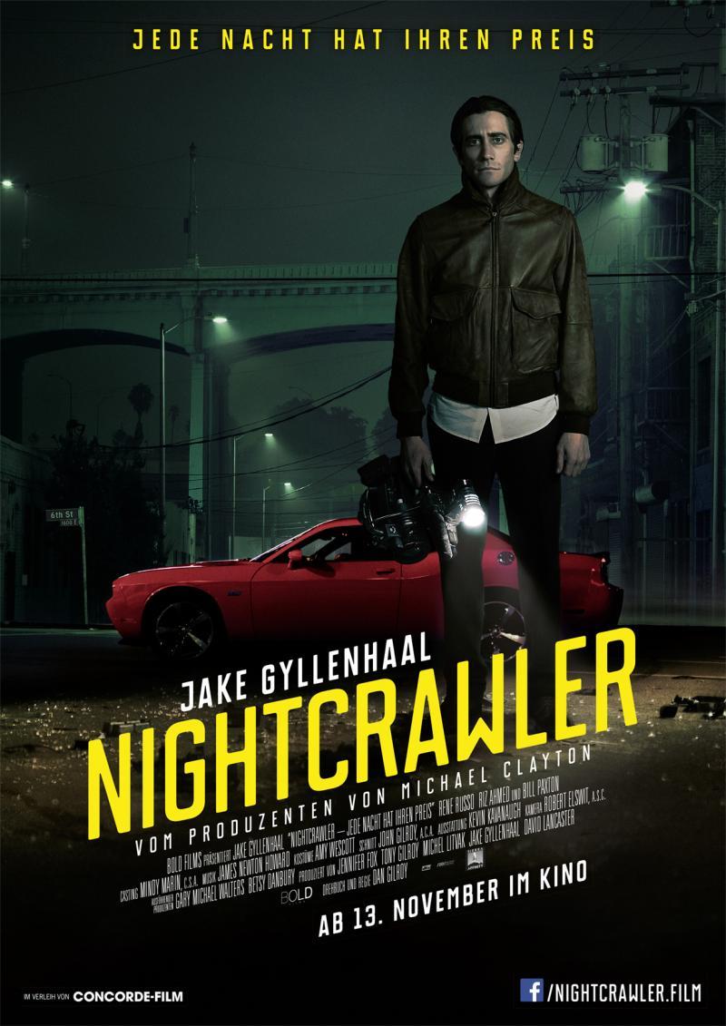 دانلود فیلم شبگرد – Nightcrawler 2014