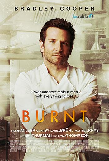 Burnt 2015 cover small دانلود فیلم سوخته   Burnt 2015