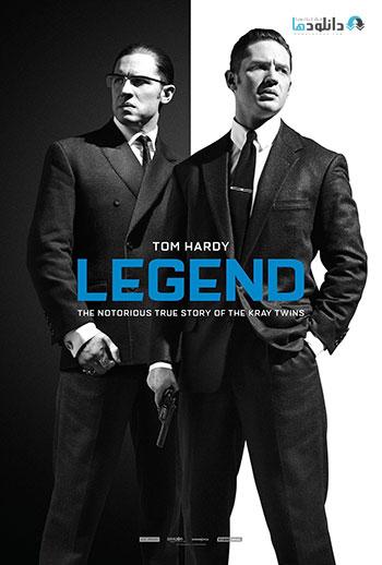 دانلود فیلم افسانه – Legend 2015