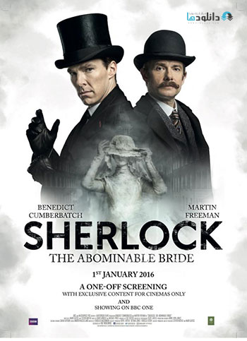 Sherlock The Abominable Bride 2015 cover small دانلود Sherlock The Abominable Bride 2016