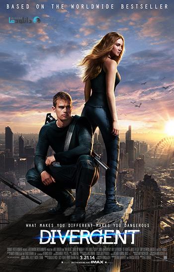 Divergent 2014 cover small دانلود فیلم ناهمتا Divergent 2014