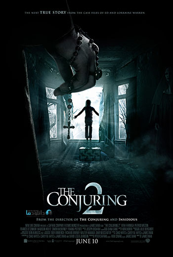 The Conjuring 2 2016 cover small دانلود فیلم احضار 2   The Conjuring 2 2016