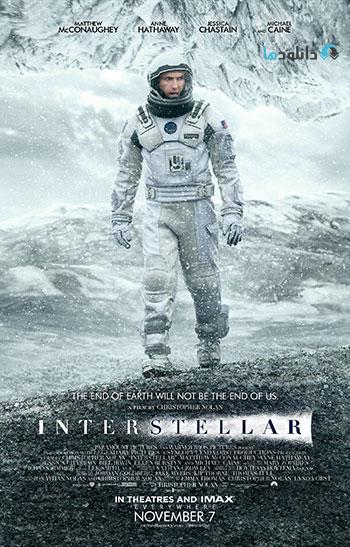 Interstellar 2014 cover small دانلود فیلم در میان ستارگان   Interstellar 2014
