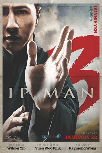 دانلود فیلم مردی به نام ایپ ۳ – Ip man 3 2015