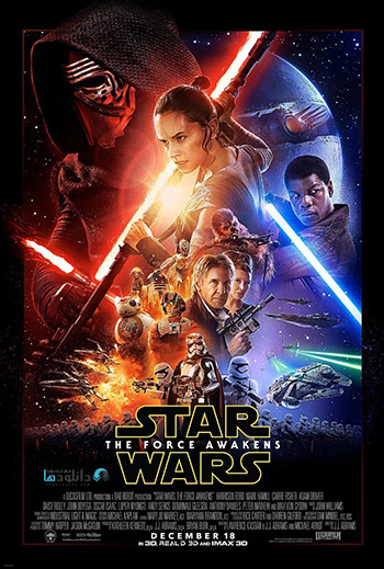 Star Wars Episode VII The Force Awakens 2015 cover small دانلود فیلم Star Wars Episode VII The Force Awakens 2015