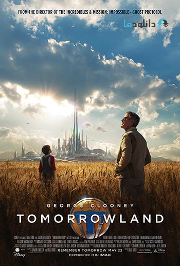 Tomorrowland 2015 cover small دانلود فیلم سرزمین آینده   Tomorrowland 2015