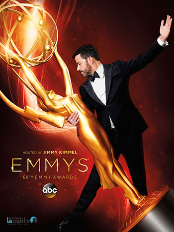 The 68th Primetime Emmy Awards 2016 cover small دانلود مراسم امی The 68th Annual Primetime Emmy Awards 2016