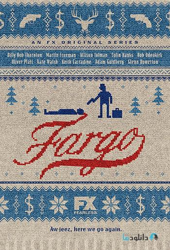 Fargo Season 1 cover small دانلود فصل اول سریال فارگو   Fargo Season 1 2014