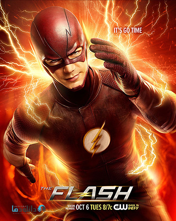The Flash Season 2 cover small دانلود فصل دوم سریال فلش – The Flash Season 2 2015