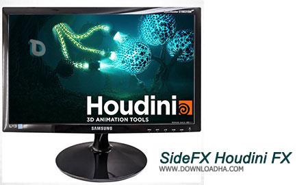 دانلود-SideFX-Houdini-FX