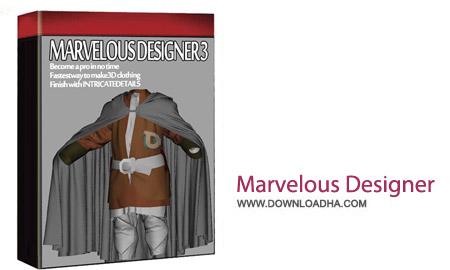 دانلود-Marvelous-Designer