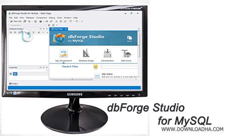 دانلود-نرم-افزار-dbForge-Studio-for-MySQL