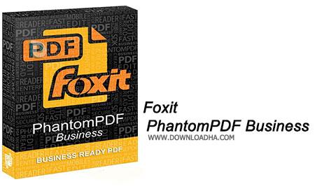 دانلود-Foxit-PhantomPDF-Business